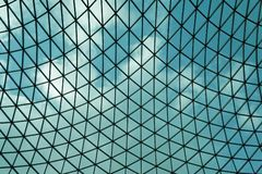 Geodesic dome Stock Image