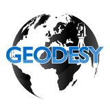 Geodesy and the globe Royalty Free Stock Image