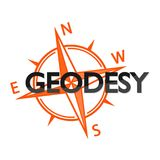 Geodesy and the wind rose symbol Royalty Free Stock Images