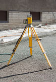 Geodetic device. Royalty Free Stock Photography