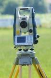 Geodetic equipment Royalty Free Stock Photo