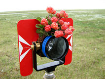 Geodetic instruments Royalty Free Stock Photography
