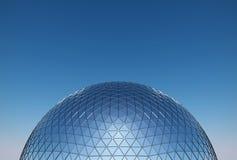 Geodetisk kupol Royaltyfri Fotografi