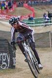 Geoff Kabush - Pro Cyclocross Racer Stock Photo