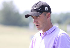 Geoff Ogilvy  at golf French Open 2010 Royalty Free Stock Photography