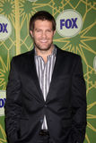 Geoff Stults. LOS ANGELES - JAN 8:  Geoff Stults arrives at the Fox TCA Party - Winter 2012 at Castle Green on January 8, 2012 in Pasadena, CA Stock Images