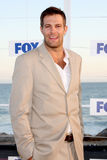 Geoff Stults. LOS ANGELES - AUG 5:  Geoff Stults arriving at the FOX TCA Summer 2011 Party at Gladstones on August 5, 2011 in Santa Monica, CA Royalty Free Stock Photography