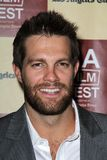 Geoff Stults. At the World Premiere of Life Happens, at the L.A. Film Festival, Regal Cinemas, Los Angeles, CA. 06-18-11 Royalty Free Stock Images