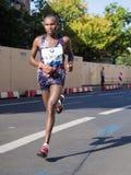 Geoffrey Mutai chez Berlin Marathon 2015 Images stock