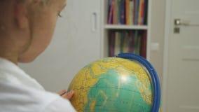 geografía almacen de metraje de vídeo