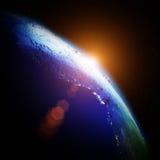 Geografía del mundo ilustración del vector