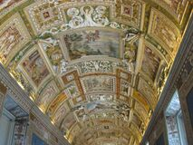 Geographic gallery of the Vatican Museums