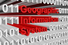 Geographic information system Stock Photos