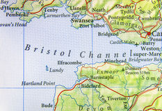 Bristol Uk Map Stock Images 10 Photos