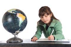 Geographie stockbild