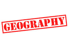 geographie stock abbildung