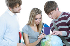 Geography Royalty Free Stock Photo