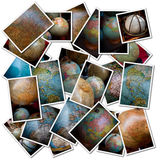 Geography collage Royalty Free Stock Photos