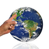 Geography Lesson Royalty Free Stock Photography