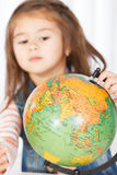 Geography Lesson Royalty Free Stock Photos