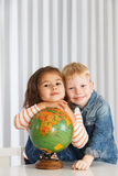 Geography Lesson Stock Photography