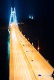 Geoje-Brücke stockbild