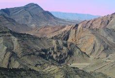 Geología de Afganistán Fotografía de archivo libre de regalías
