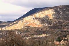 Geologi arkivfoto