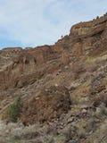 Geologia áspera foto de stock royalty free