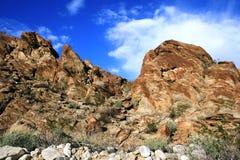 Geologia da fuga de Lykken Imagem de Stock