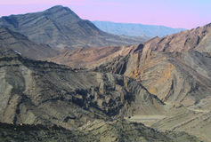 Geologia dell'Afghanistan Fotografia Stock Libera da Diritti