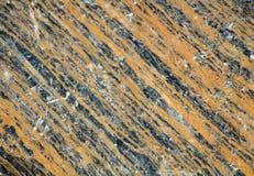 Geologia nelle Montagne Rocciose Immagini Stock Libere da Diritti