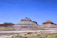 Geologic formations Royalty Free Stock Images