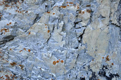 Geologic rock formation. Abstract background Royalty Free Stock Images