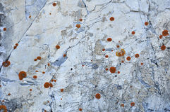 Geologic rock formation. Abstract background Royalty Free Stock Photography