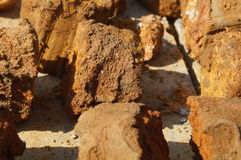 Geological exploration Royalty Free Stock Photos
