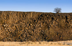 Geological formation Royalty Free Stock Photos