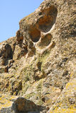 Geological formations Stock Photography