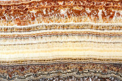 Geological Layers Stock Photography