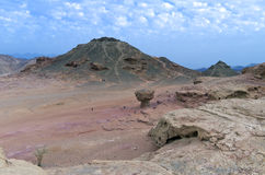 Geological park Timna, Israel Stock Photo