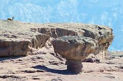 Geological park Timna Stock Photos