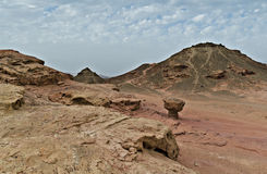 Geological park Timna Royalty Free Stock Photography