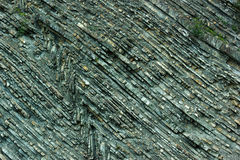 Geological texture of Carpathian mountains in Ukraine Royalty Free Stock Image