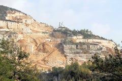 Geological views Stock Photos