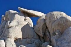 Geologische rotsvormingen Stock Afbeelding