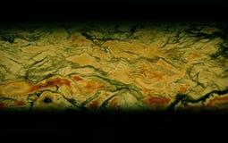 Geologischer Auszug Stockfotografie