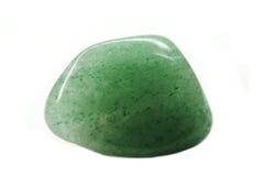 Geologischer Mineralkristall Avanturine Lizenzfreies Stockfoto