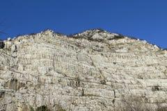 Geologiska sikter fotografering för bildbyråer
