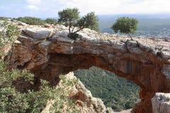 Geologiskt bildande Arkivfoton