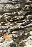 Geologiskt vaggar royaltyfria bilder